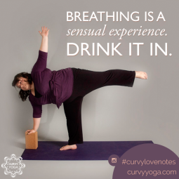 Breathing is a Sensual Experience