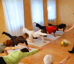 Curvy Yoga Workshops