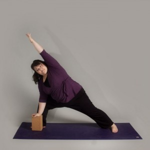 Side-Angle Pose With Block