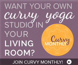 Curvy Yoga at Home